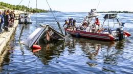 Mehrere Tote bei Schiffszusammenstoß