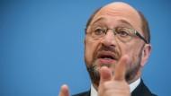 """Schulz will die """"Ehe für alle"""" möglichst schnell beschließen"""