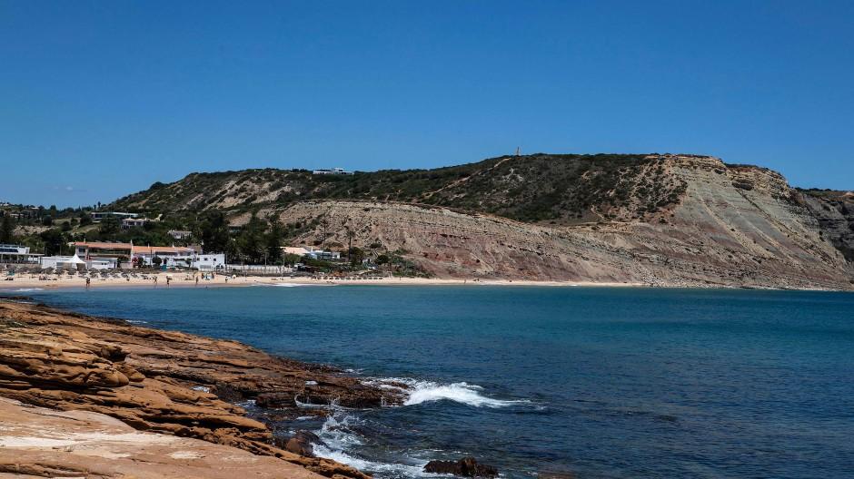 Tatort am Rand von Europa: In der Nähe der Küste von Praia da Luz an der Algarve beging Christian B. mutmaßlich mehrere Verbrechen.
