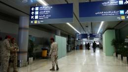 Ein Toter bei Angriff auf saudischen Flughafen