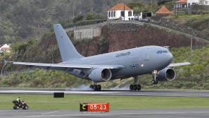 """""""Fliegendes Krankenhaus"""" erreicht Madeira"""