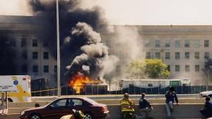 FBI zeigt bisher unbekannte 9/11-Bilder