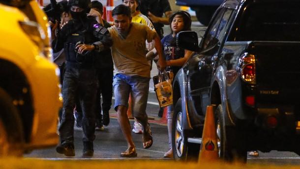 Mehr als 25 Tote bei Amoklauf in Thailand