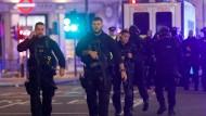 Polizei entwarnt nach angeblichen Schüssen in London