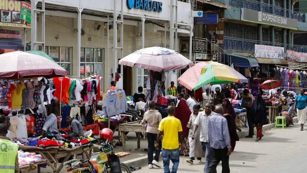 Was deutsche Banker von Kenia lernen können