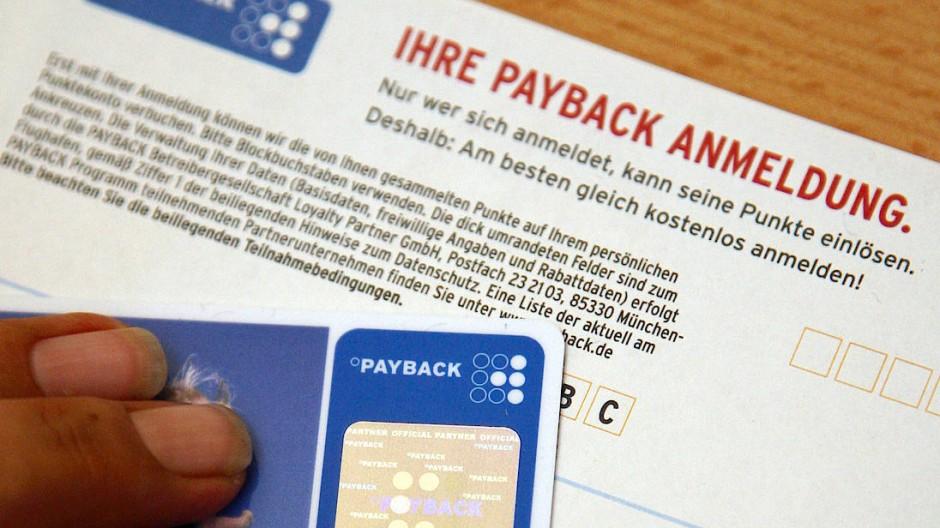 Payback Karte Anmelden.Wie Funktioniert Payback Kritik Am Geschaftsmodell Mit Punkten