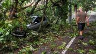 Zahlreiche Tote und Verletzte nach schwerem Sturm