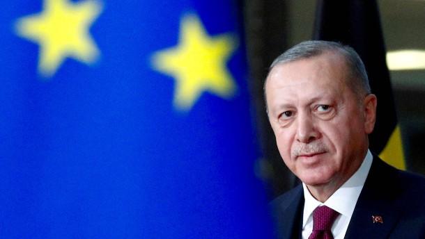 Erdogan will Neuanfang in Beziehungen zur EU