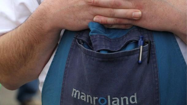 Ringen um Manroland kurz vor Abschluss