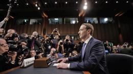 Wie Facebook tarnt und täuscht
