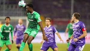 HSV hält Fortuna auf Distanz – Fürth siegt in Osnabrück