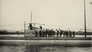Deutsches U-Boot erreicht Baltimore