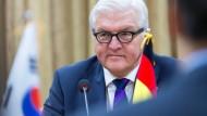 Deutschland soll bei der Wiedervereinigung helfen