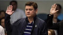 Duterte droht eigenem Sohn mit Tötung durch Polizei