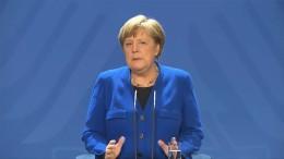 Deutschland stoppt Einreisen von Nicht-EU-Bürgern