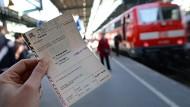 Gratis-Bahnticket soll junge Bürger für Europa begeistern