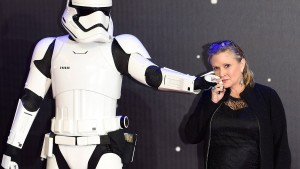 Carrie Fisher nach Herzanfall auf Intensivstation