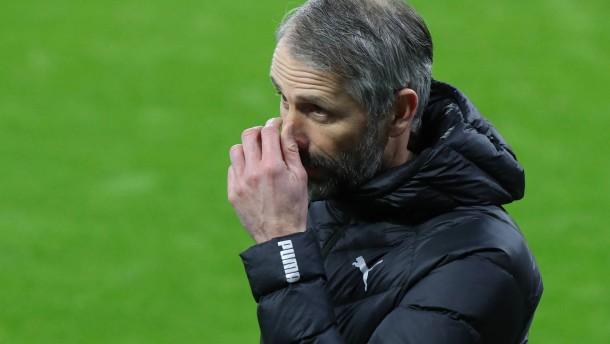 Manchester City hat kein Erbarmen mit Gladbach