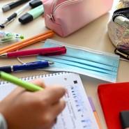 Unterricht in Coronakrise: Die Regeln für Schulen werden strenger. (Symbolbild)