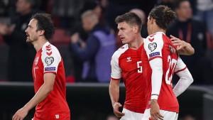 Dänemark löst WM-Ticket ohne Gegentor – England muss warten