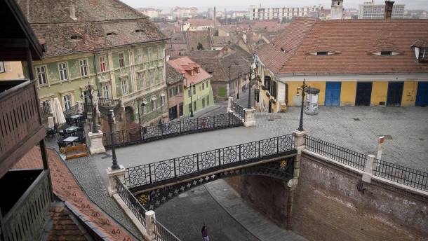 Kleineuropa in Rumänien