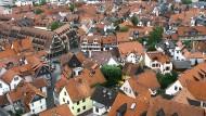 Kleinteilig: Oberursel will die Struktur der Altstadt auf jeden Fall bewahren.