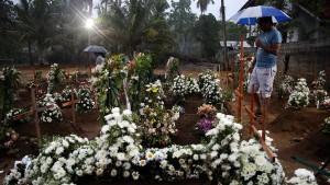 Ministerium korrigiert Zahl der Toten drastisch nach unten
