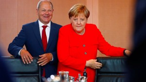 Große Koalition kommt nur noch auf 47 Prozent