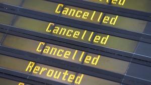 Diese Rechte haben Fluggäste bei Streiks