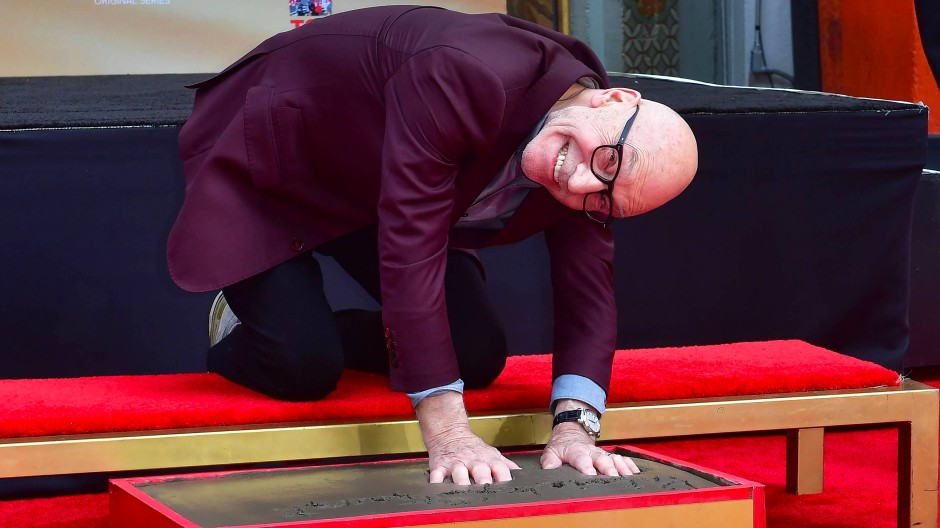 Hollywood ehrt Captain Picard