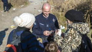Balkanstaaten weisen viele Flüchtlinge ab