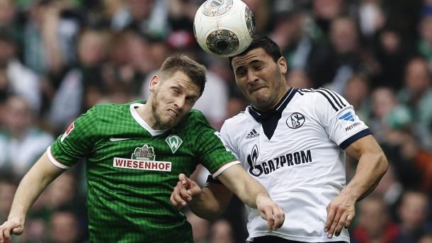Noch ein Pünktchen für Werder