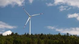 Neun neue Windkraftanlagen in ganz Hessen errichtet