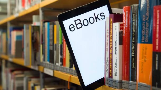 E-Books dürfen höher besteuert werden als Gedrucktes
