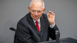 """""""Recht und Verfassung sind die Grundlage"""""""