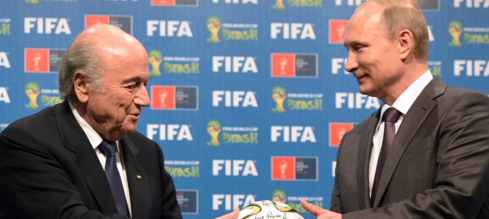 Wm Fazit Und Ausblick Blatter Gibt Die Note 925 Von 10
