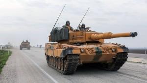 Türkei hofft auf Rüstungskooperation mit Deutschland