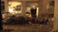 Dutzende Verletzte nach Gasexplosion in Vélez-Malaga