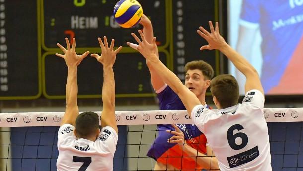 Die Volleys und das abrupte Ende ihrer Europa-Reise