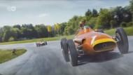 Legendäre Motive des Motorsports
