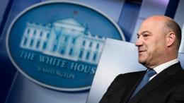 Trumps Wirtschaftsberater Cohn tritt zurück