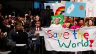 Mahnende Worte zum Start der Klimakonferenz in Bonn