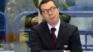 Erfolgreich in der KHL: Ilja Worobjew steht mit Magnitogorsk in den Playoffs.