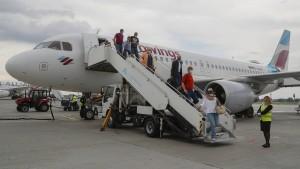 Fluggäste haben auch bei Streik Anrecht auf Entschädigung