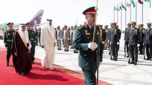 Union fordert deutsche Waffen für Saudi-Arabien