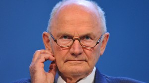 """Der Boss der Bosse kneift vor dem deutschen Parlament"""