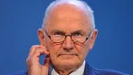 Der ehemalige Aufsichtsratsvorsitzende der Volkswagen AG, Ferdinand Piëch
