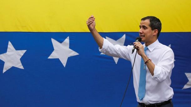 Was wusste Guaidó von der Söldnertruppe?