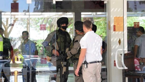 Entlassener Hotelmitarbeiter erschießt seinen Chef