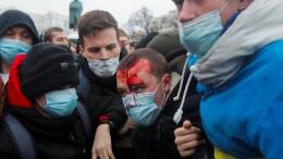 Scharfe Kritik an Polizeigewalt bei Protesten in